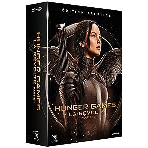 Hunger Games - La Révolte : Partie 1 [Édition Collector Numérotée Blu-r