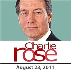 Charlie Rose: Moshe Safdie, Jerry Richardson, and Jerry Jones, August 23, 2011 Radio/TV Program