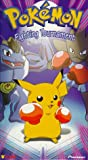 Video - Pokemon - Fighting Tournament (Vol. 10) [VHS]