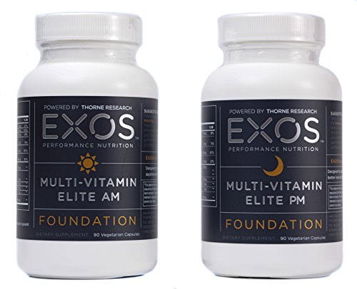 EXOS Performance Nutrition - multi-vitamines