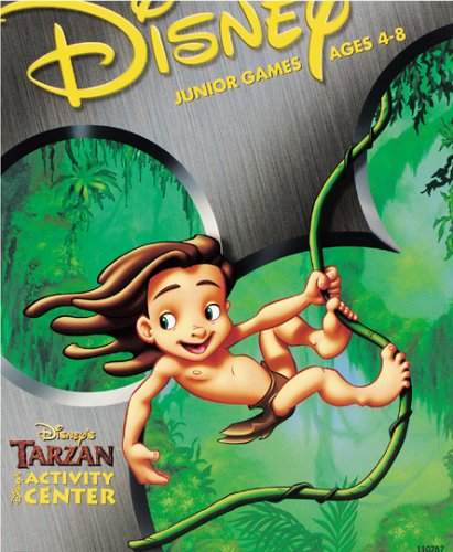 Tarzan Activity Center - Pc front-929003