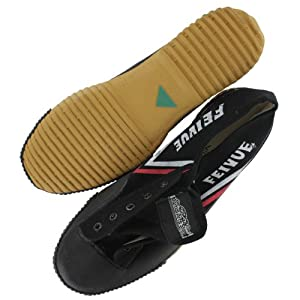 Feiyue Martial Arts Shoes, Black, 44