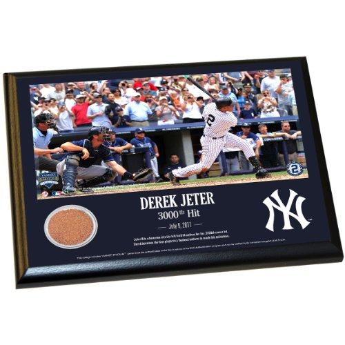 Derek Jeter Moments: Dj3K 8X10 Dirt Plaque front-743226