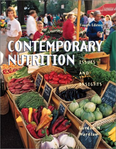 Contemporary Nutrition: Issues and Insights with Nutriquest 2.1 - Not Available Individually - Use417781