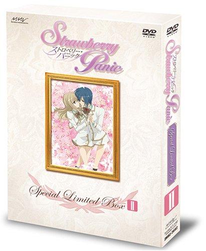 ストロベリー・パニック Special Limited Box 2 初回限定版