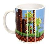 Sonic The Hedgehog 3D Motion Mug