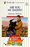 img - for Are You My Daddy? (Fabulous Fathers) (Silhouette Romance) book / textbook / text book