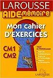 echange, troc Françoise Melluso, Brigitte Melluso - Mon cahier d'exercices CM1/CM2