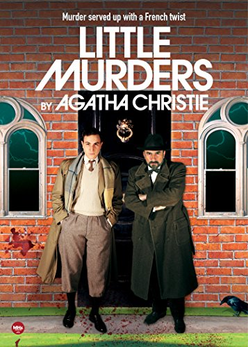 DVD : Little Murders by Agatha Christie (3 Disc)