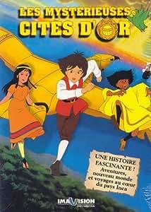 Les mystérieuses cités d'or - Coffret (6 DVD) (Bilingual)