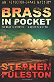 Brass in Pocket: Inspector Drake Mystery (Volume 1) by Stephen Puleston, front cover