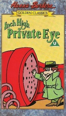 Inch High Private Eye video [VHS]