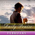 Daily Praise: February: A Prayer of Praise for Every Day of the Month | Simon Peterson
