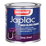 INTERNATIONAL JAPLAC HIGH GLOSS ENAMEL 250ML DEEP JEWEL