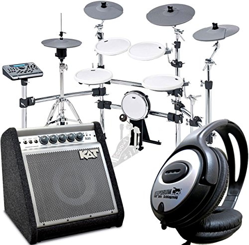 Cat-KT4-Batterie-lectronique-set-KA1-10-Monitor-Box-Casque-keepdrum