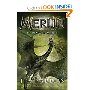 Ultimate Magic: Book 8 (Merlin) by Thomas A. Barron