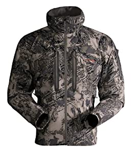 Sitka Gear Optifade Cloudburst Jacket - Open Country by Sitka Gear