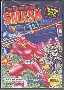 Super Smash TV - Sega Genesis
