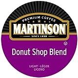 Martinson Coffee, Donut Shop Blend, 48 Single Serve RealCups
