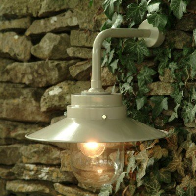 CLAY BELFAST OUTDOOR LAMP