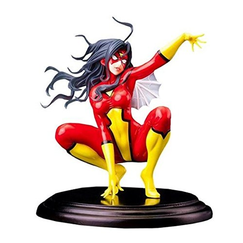 Marvel Comics Spider-woman Bishoujo Statue Picture