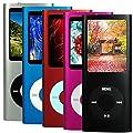 "Noza Tec� 16GB Slim 1.8"" LCD Music MP3 MP4 4th Gen Player(Colours may vary)"