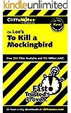 CliffsNotes on Lee's To Kill a Mockingbird