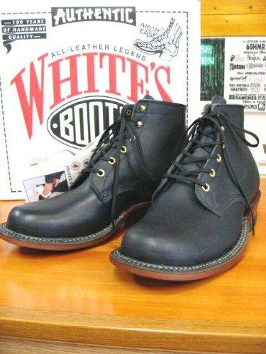 (ホワイツ ブーツ)White's (セミドレス)SemiDress ブラック/黒 9(27cm)