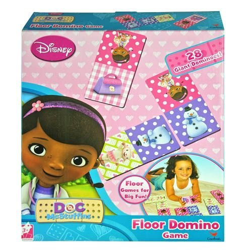 Doc McStuffins Floor Dominoes