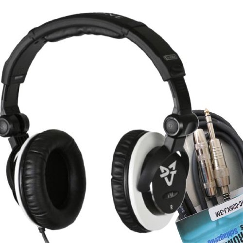 ultrasone-dj1-auriculares-s-de-logic-cable-keepdrum-alargador-de-3-m-de-keepdrum