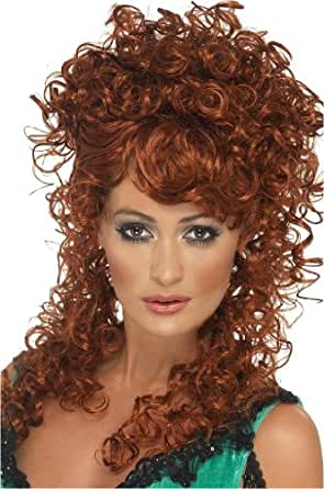 Saloon Girl Wig Costume Accessory