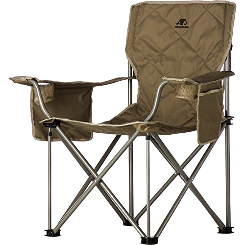 Lightweight Extra Heavy-duty Portable Chair