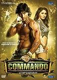 Commando - A One Man Army (Hindi Movie / Bollywood Film / Indian Cinema DVD)