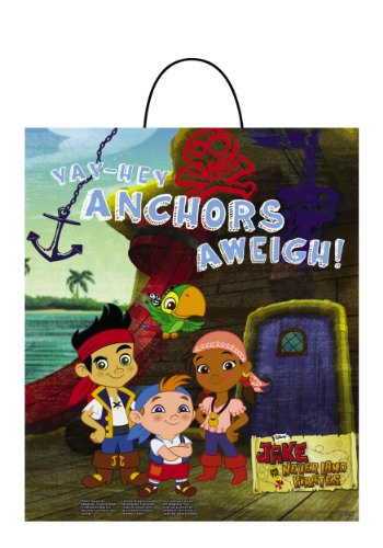 Jake and the Neverland Pirates Essential Treat Bag (Standard)