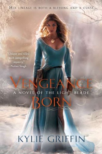Image of Vengeance Born (A Novel of the Light Blade)