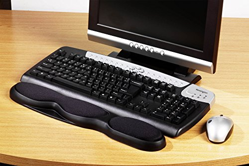 Kensington Gel Keyboard wrist rest - noir
