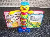 FISHER PRICE LAUGH & LEARN STORYBOOK RHYMES BOOK