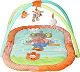 Playshoes 301752 Playmat Activity Centre Baby Gym Elephant from Playshoes