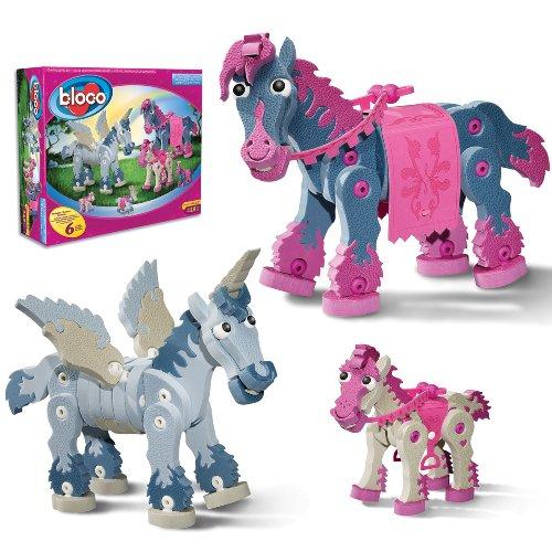 Bloco Toys - Horses and Unicorns
