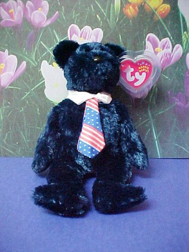 Ty Beanie Babies - Pops the Bear [Toy] - 1