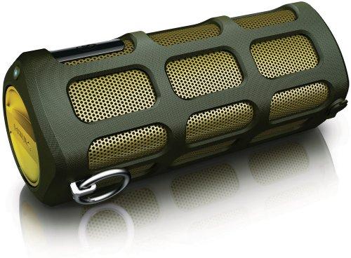 Philips Sb7220 Shoqbox Wireless Portable Speaker - Green 8W