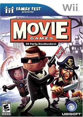 Family Fun Fest Movie Game