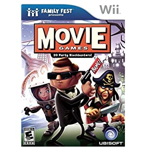 Movie Games for Wii