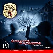 Ausgepumpt im Untergrund (Detektei Bates 5)   Markus Duschek