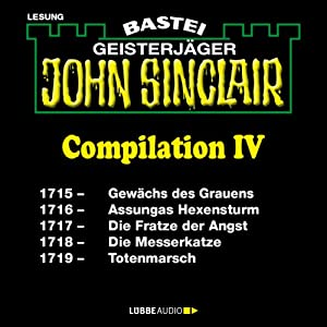 John Sinclair Compilation IV Hörbuch