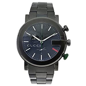 Gucci Men's YA101331 G Chrono Watch