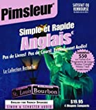 echange, troc Pimsleur - Anglais Simple et Rapide/ English for French Speakers: Pas de Livres!  Pas de Cours!