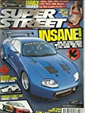 img - for Super Street Magazine July 2009 Formula Drift LBC, 1000HP Street Supra, Hyundai Genesis Coupe and More book / textbook / text book