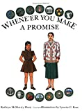 img - for Whene???er You Make a Promise: A Paper Doll History of the Girl Scout Uniform, Volume Two by Kathryn McMurtry Hunt (1996-05-01) book / textbook / text book