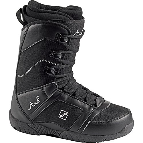 Stuf Contact Snowboardboot man balck/white/grey
